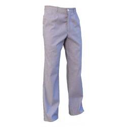 Pantalon cuisine coton pied...